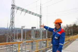 Замена счетчиков электроэнергии на площадке