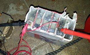 Принцип работы гелевых аккумуляторов