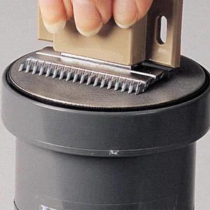 Как заточить нож на машинке для стрижки