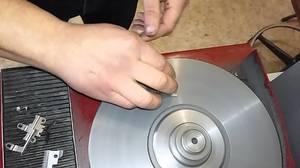 Станок для заточки ножей машинки