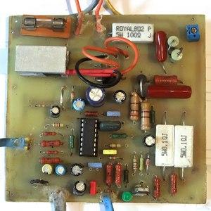 Регулятор оборотов электродвигателя 220в без потери мощности
